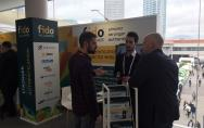 A very successful presence of the ReCRED project at MWC2018 in Barcelona - Κεντρική Εικόνα
