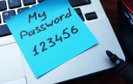 The highest circulation Cypriot newspaper writes about ReCRED's way to get rid of the password (in Greek). - Κεντρική Εικόνα
