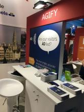A very successful presence of the ReCRED project at MWC2018 in Barcelona - Media Gallery