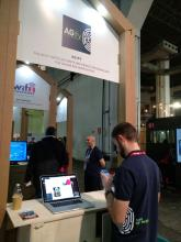 A very successful presence of the ReCRED project at MWC2018 in Barcelona - Media Gallery 2