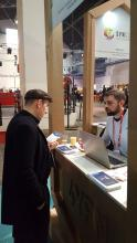A very successful presence of the ReCRED project at MWC2018 in Barcelona - Media Gallery 9