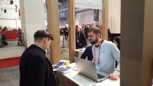 A very successful presence of the ReCRED project at MWC2018 in Barcelona - Media Gallery 10