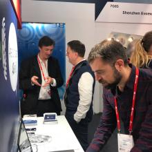 A very successful presence of the ReCRED project at MWC2018 in Barcelona - Media Gallery 18
