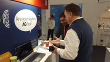 A very successful presence of the ReCRED project at MWC2018 in Barcelona - Media Gallery 21