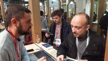 A very successful presence of the ReCRED project at MWC2018 in Barcelona - Media Gallery 24