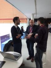 A very successful presence of the ReCRED project at MWC2018 in Barcelona - Media Gallery 30