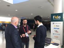 A very successful presence of the ReCRED project at MWC2018 in Barcelona - Media Gallery 31
