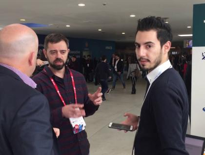ReCRED at MWC 2018 in Barcelona. Interacting with FIDO alliance - Part1 - Κεντρική Εικόνα