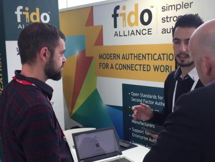 ReCRED at MWC 2018 in Barcelona. Interacting with FIDO alliance - Part3 - Κεντρική Εικόνα